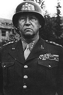 essay on general george patton