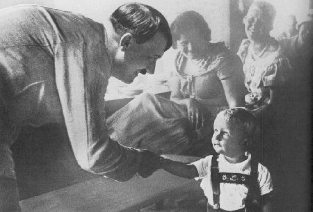 student essay hitler greeting a child