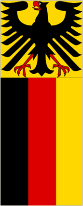 historical flags of our ancestors flags of germany 2