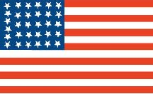 Historical Flags Of Our Ancestors Mexican American War
